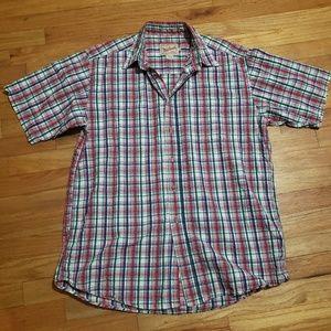 Woolrich button down shirt size L
